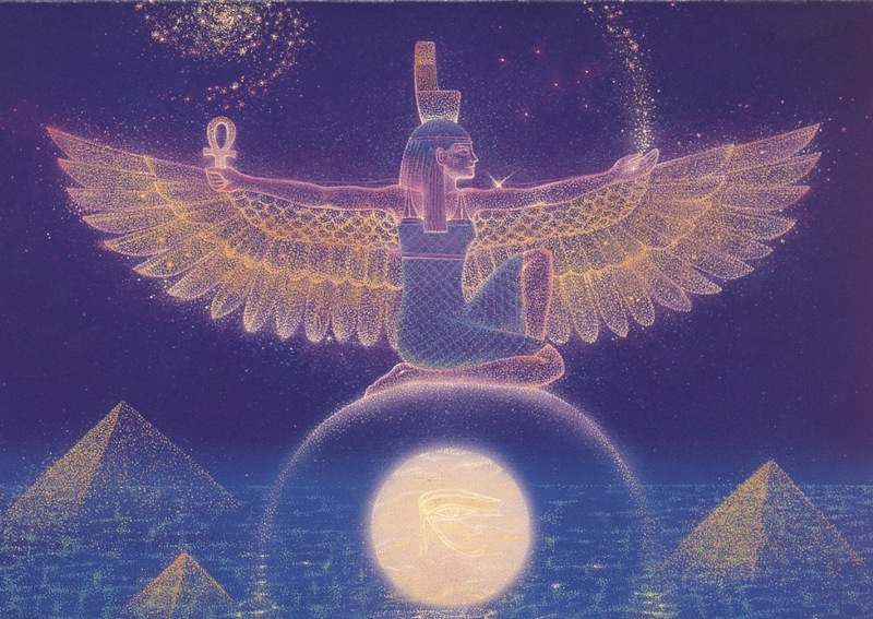 Divine Mother Kundalini and the Rune IS – Gnostic Muse