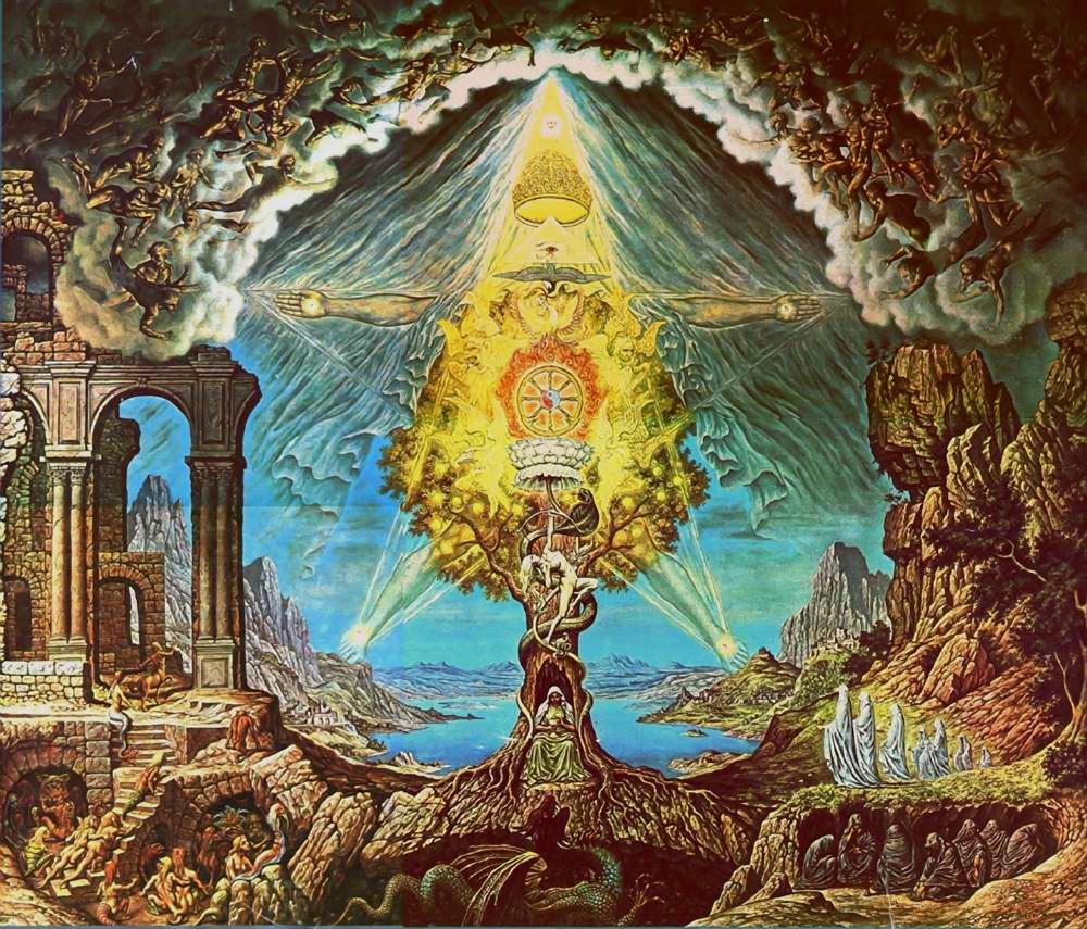 The Esoteric Pentagram | Gnostic Muse